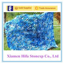 Navy blue Camouflage net garden decorative camo net sunshade blind netting