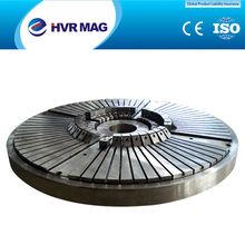 soporte de metal de la máquina del torno del mandril