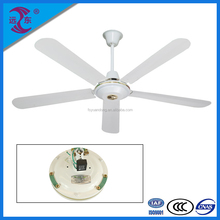 Volume produce superior service electronic ceiling fans