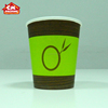 Hot sale fashion custom printed disposable paper cups