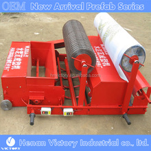 High quality low price cement roof tile forming machine/concrete roof tile machine/machine for production of roof tile