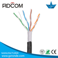 specifications of telephone cable outdoor or indoor utp cat5e