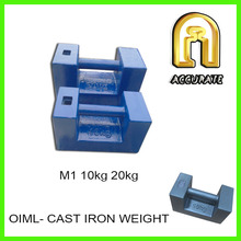 20kg 500kg 1000kg crane test weights, 50Kg load weigh