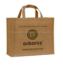 Jute shopping bag uk