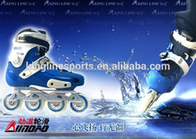 Professional slalom skates for adults ,fashionable inline roller skating shoes JD755