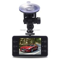 """2.4"""" LCD 720P HD Night Vision Loop Recording Car Recorder"""