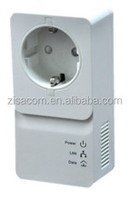 1200Mbps wireless networking powerline adapter for home network application