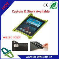 pvc waterproof ipad pouch bag / ipad case pvc waterproof case for i pad