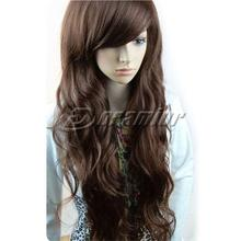 Hot selling cosplay wig full lace wigs China cheap Synthetic Hair wig