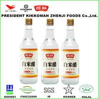 500ml white rice vinegar, Chinese white vinegar, white rice manufacturer