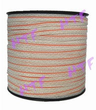 20mm polytape colorful with horse equipment