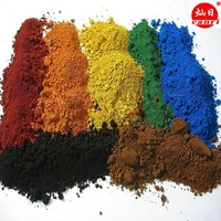 factory sell synthetic 86% Iron Oxide yellow for brick/cement/asphalt /bitumen /paver/ stucco /blocks/kerb stones