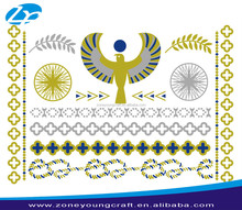 Factory sales wenzhou eagle jewel tattoo sticker