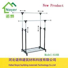 collapsible coat rack/metal Clothes Rack Hanger