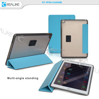 perfect fit for ipad air 2 full protective light pu leather case tablet
