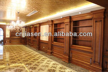 solid wood interior wall paneling