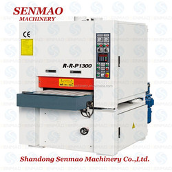 wood wide belt sanding machine/wood floor sanding machine