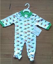 2015 New design Baby bodysuit clothes