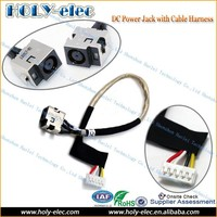 DC Power Female Jack With Cable For HP DV4 DV7 G50 Series DC301004S00 (PJ064)
