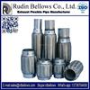 Ruian Rudin 63x150 mm hot sale exhaust flexible pipe