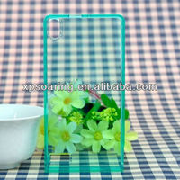 for Huawei Ascend P6 cellphone tpu cover case