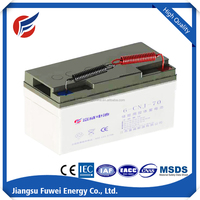 Solar energy storage battery 12V 70AH