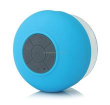 HD Water Resistant Bluetooth 3.0 Shower Speaker, Handsfree Portable Speakerphone with Built-in Mic, 6hrs of playtime