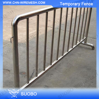 Suobo wire mesh Hot dipped & electro galvanized temporary swimming pool fence Free sample provided
