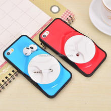 2015 New Products For Iphone6 Mobile Phone Case With Storage Function Of Headset & Data Cable