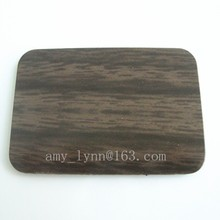 Walnut Aluminum Composite Panel Manufacturer wooden finish