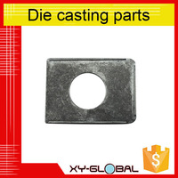 China Supplier ADC12 die casting LED light aluminum parts/custom made aluminum die casting LED/light cover