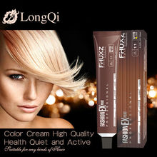 New Item private label brown hair dye color no ammonia