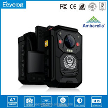 Hot Selling waterproof and infrared police pocket video camera wholesale