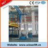 Single person lift,aluminium ladder portable man lift , Repair Clean lift platform table home lift