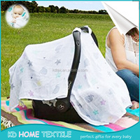Wholesale china goods design infant car seat cover