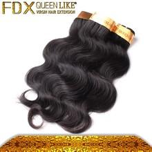 Hair attachment natural brazilian hair pieces
