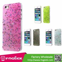 Shiny Star Pattern Fashionable Hard Plastic Shell Cover Case for iPhone 5s 5