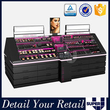 Fashion Very Sexy Acrylic Makeup Cosmetic Makeup Display For cosmetics