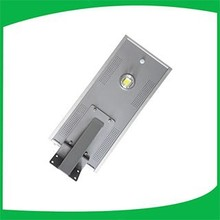 2015 Module integrated soalr LED street lights with CE, ROHS IP65 Rating aluminum housing