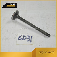 Forklift parts engine Intake valve and Exhaust valve 6D31 OEM NO.3802085