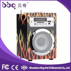 Factory made strictly checked wireless outdoor bluetooth speaker