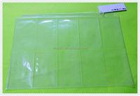 Multi-Pocket PP Transparent Card Holder
