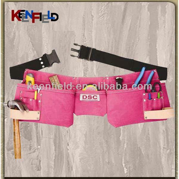 Vita promozionale Strumenti Bag Pink Ladies Donna Giardino Strumento di Cintura