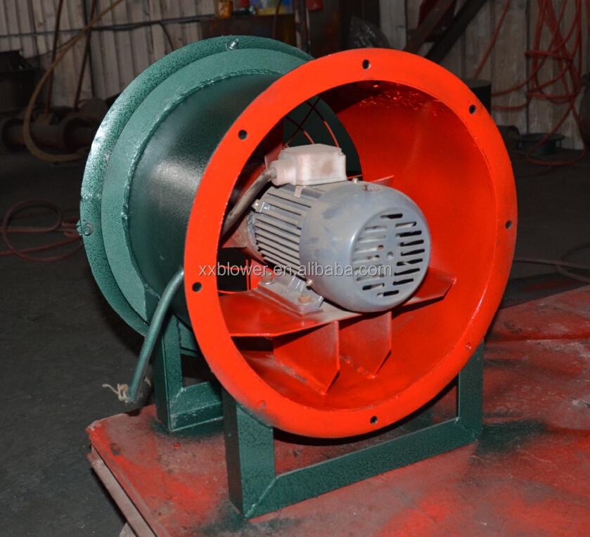 High Pressure Axial Fan 6 : Machine made good supplier high pressure air blower with