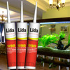 acetic glass sealant for plate glass, fish bowl, fish tank