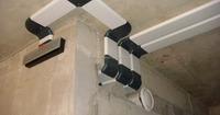 Central Flat Ventilation Ducting for Commercial HVAC System