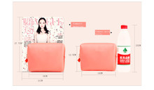 OEM Hot sale fashion designer womens toilet bag