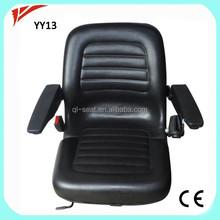 Professional factory made Deluxe industrial heavy equipment 4x4 UTV seat excavator seat