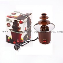 Mini Party DIY Tabletop Electric Chocolate Melting Machine Chocolate Fountain