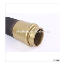 Single Flange High Working Pressure CFG Pile Driver Rubber Tube